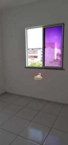 Apartamento com 3 dormitórios à venda por R$ 180.000,00 - Fátima - Fortaleza/CE - Foto 18