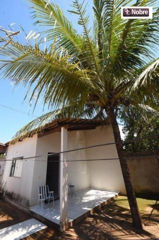Casa com 3 dormitórios sendo 1 suíte à venda, 100 m² por R$ 240.000 - Plano Diretor Norte  - Foto 8