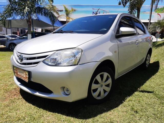 Toyota Etios Xs Sedan 1.5 Flex 16v 4p Aut. - Foto 2