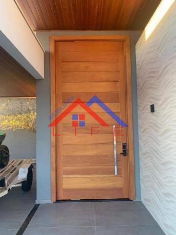 Casa à venda com 3 dormitórios em Jardim shangri-la, Bauru cod:3599 - Foto 3