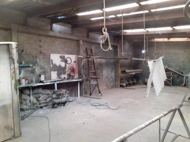 Barracão à venda, 120 m² por R$ 350.000,00 - Barigui - Araucária/PR - Foto 10