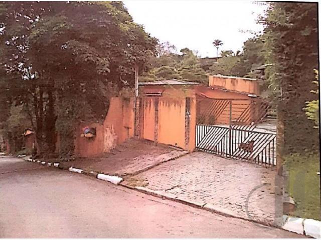 Chácara para Venda em Carapicuíba, Chácara dos Lagos, 1 dormitório, 1 banheiro
