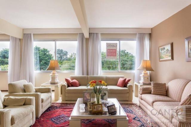 Apartamento com 4 dormitórios (1 suíte) à venda no Alto da XV, 289 m² por R$ 779.000 - Cur - Foto 2