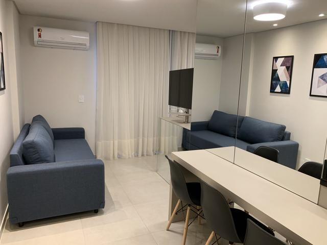 Apartamento Studio Totalmente Mobiliado no The Five East Batel - Direto com o Proprietário - Foto 11