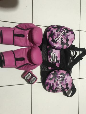 Luva de boxe feminino - Foto 3