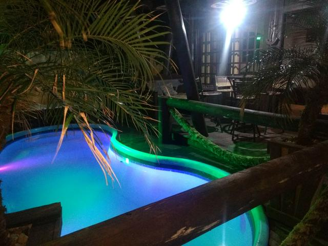 Casa na praia de piçarras com piscina,sinuca, karaokê, wi-fi e vista para o mar - Foto 19