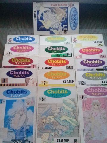 Mangá Chobits (Coleção completa)