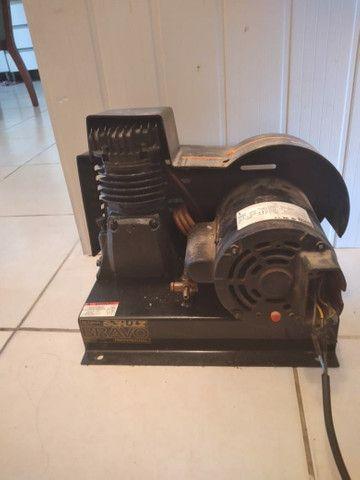 Motor e compressor
