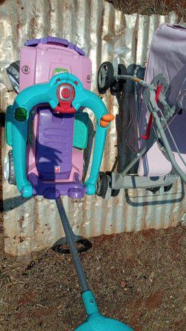 Carrim infantil feminino 250 - Foto 2