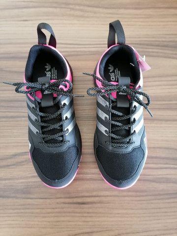 Tênis Adidas Kanadia TR7 Feminino (novo) 34 ao 38 - Foto 5