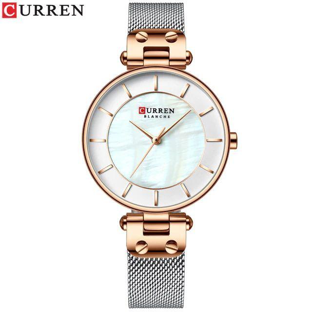 Relógio Feminino Curren 10x no Cartão - Foto 3