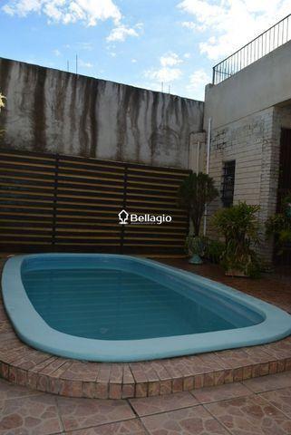 Casa com 4 dormitórios, vaga para 3 automóveis, hidromassagem e piscina - Foto 10