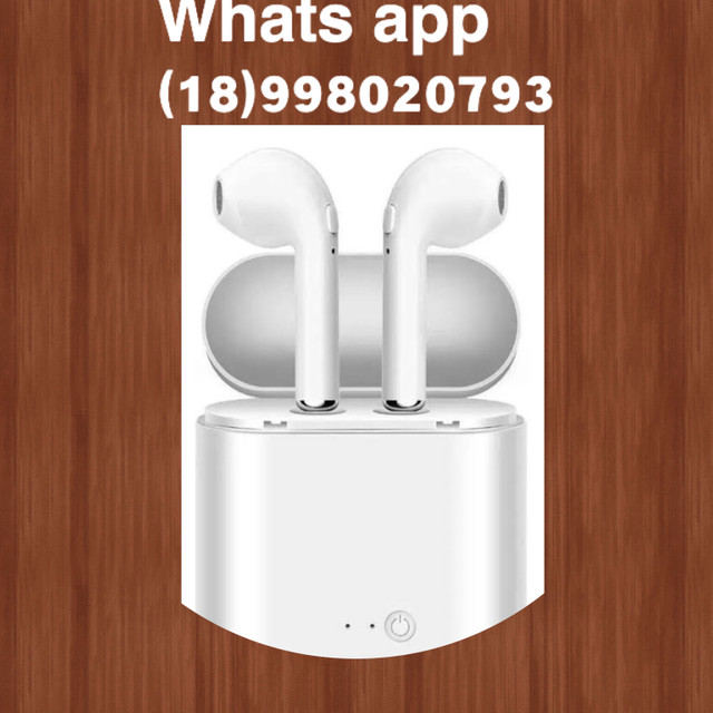 Air phone X. O FONE MAIS DESEJADO DO MOMENTO - Foto 3