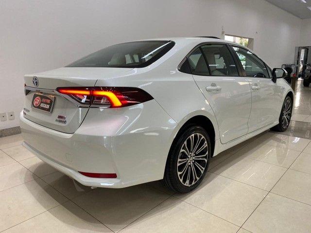 Corolla Altis Hybrid Premium 20/21 5.600 km ! - Foto 5
