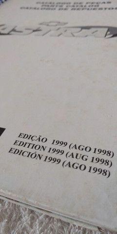 Catálogos ORIGINAIS completos Astra Ômega Silverado Grand Blazer S-10 Vectra - Foto 2