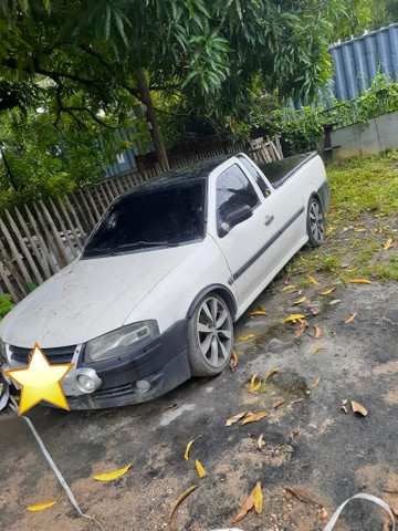 Vendo Saveiro 2007 G4