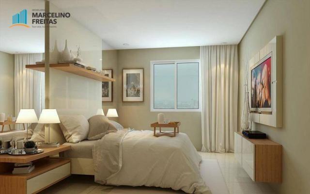 Apartamento residencial à venda, Jacarecanga, Fortaleza. - Foto 3