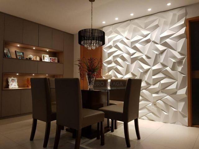 Edf Barão José Miguel Apartamento com 3 dormitórios à venda, 107 m² por R$ 557.000 - Farol