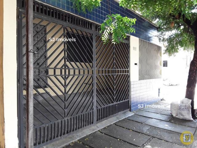 Casa para alugar com 3 dormitórios em José bonifácio, Fortaleza cod:45489