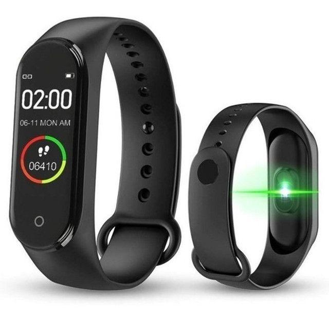 Relogio Smartwatch M4 P/ IPhones e Androids R$89,90 - Foto 5