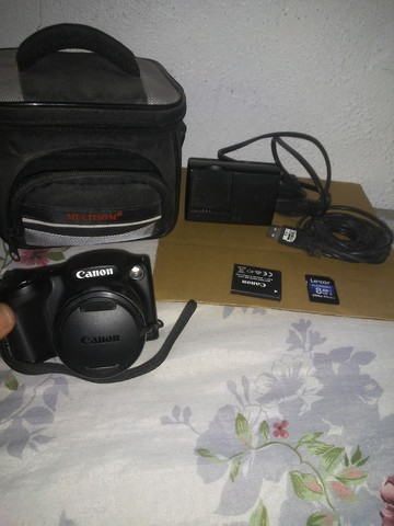 Câmera cânon Power shot sx400 - Foto 3