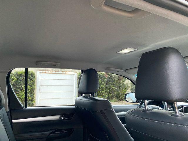Toyota Hilux SRV 2.8 2018 único dono novíssima  - Foto 11