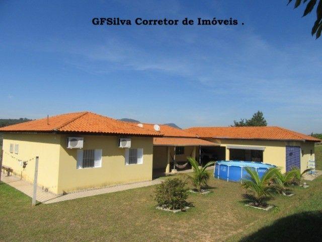 Chácara 3.000 m2 Cond. Residencial Fechado 185,00 mensal Ref. 416 Silva Corretor - Foto 2