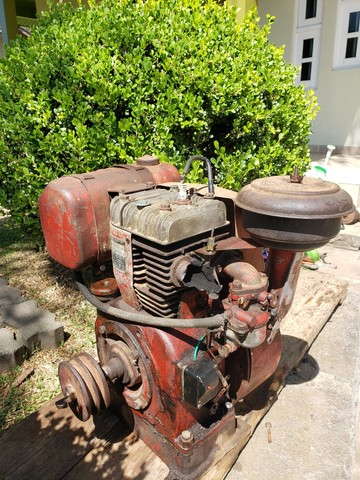 Motor antigo clinton  - Foto 2
