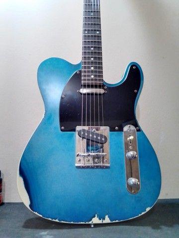 Guitarra telecaster  - Foto 2