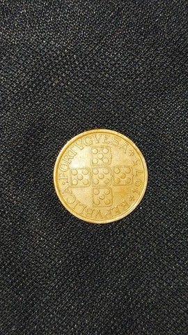 Vendo moedas antigas e de outros paises - Foto 3
