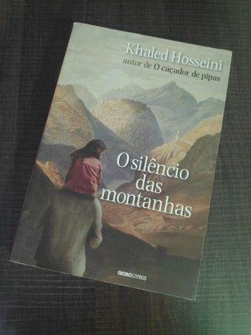 Livro: O silêncio das Montanhas - Foto 2