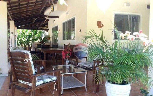 Casa com 8 dormitórios à venda, 331 m² por R$ 1.500.000,00 - Mutari - Santa Cruz Cabrália/ - Foto 19