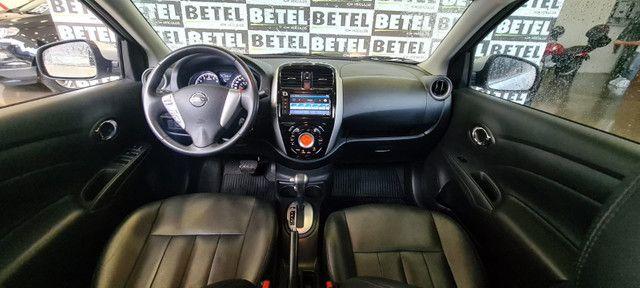 Versa SL 1.6 automático 2019  com apenas 35.000 km imperdível ! - Foto 7