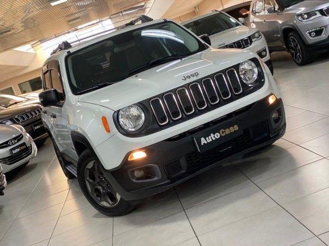 Jeep Renegade 1.8! Sport! Top! Com Acessórios Exclusivos! Raridade! Até 100 % Financiado. - Foto 3