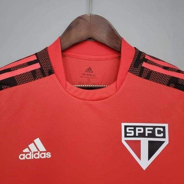 Camisa do São Paulo (treino) - Foto 4