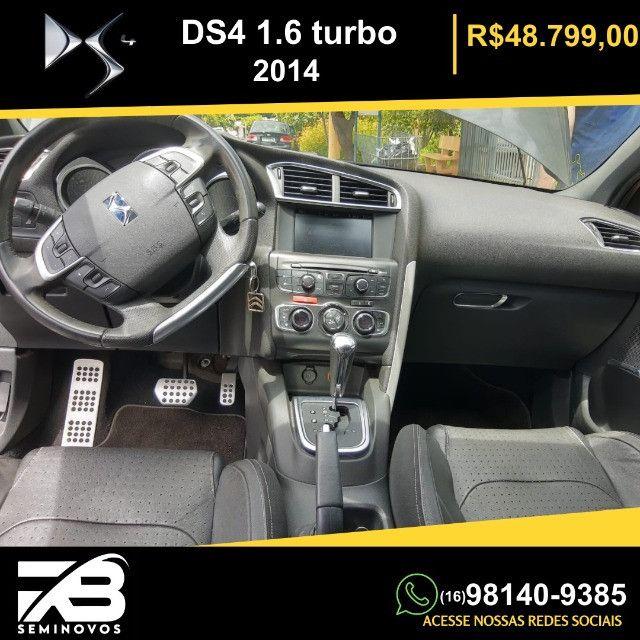 DS4 1.6 Turbo - 2014 - Foto 7