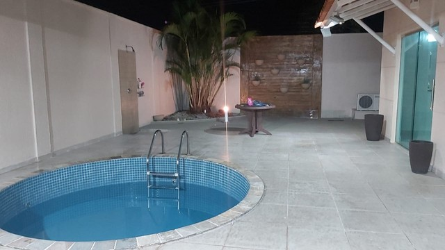 Golden Ville, 217m2, 3 quartos, porcelanato na sala e com piscina !! - Foto 18