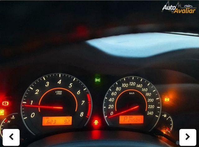 Corolla GLI 1.8 flex aut 2014<br>Ideal para Apps - Foto 10