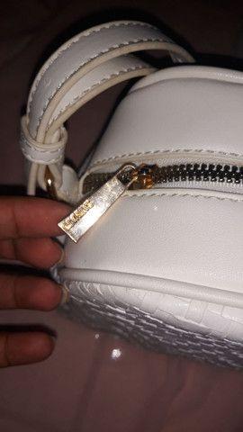 Vendo bolsa com a sandália  - Foto 4