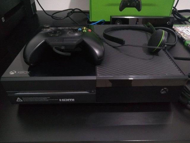 Xbox one em perfeito estado - Foto 2