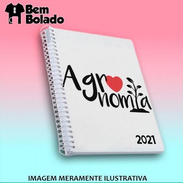 Agenda 2021 Agronomia curso e profissão - Foto 4