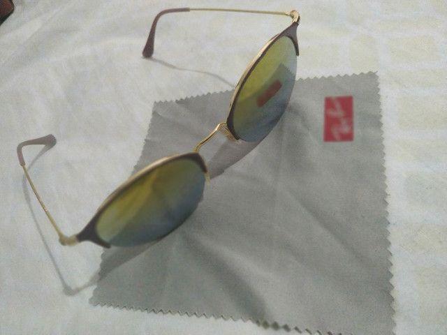 Óculos Rayban original espelhado - Foto 3