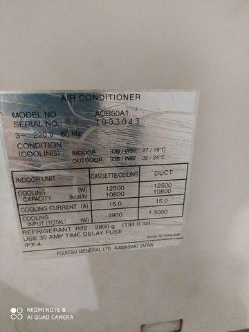 Ar condicionado Fujitsu 60000 BTU - Foto 4