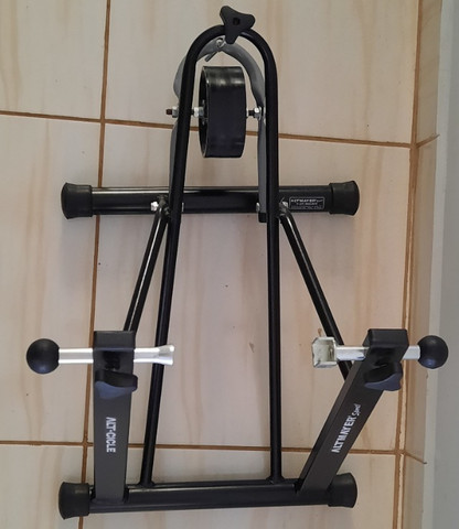 Rolo de Treinamento para Bicicletas - Altmayer Alt Cicle AL-04 - Foto 2