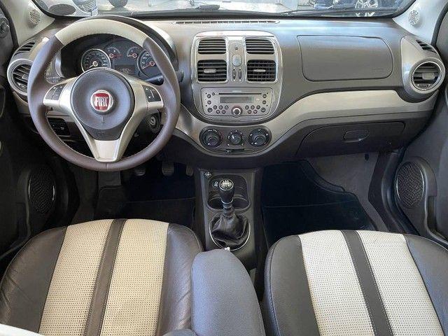 Fiat Grand Siena Sublime 1.6 cpm GNV  - Foto 8
