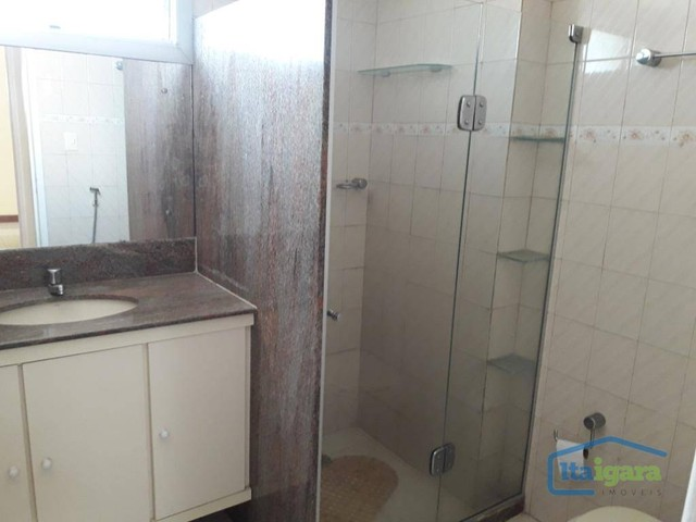 Apartamento com 3 dormitórios para alugar, 124 m² - Candeal - Salvador/BA - Foto 4