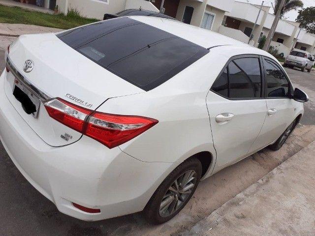 Toyota Corolla XEI 2.0 Flex 2014/2015 Automático - Foto 7