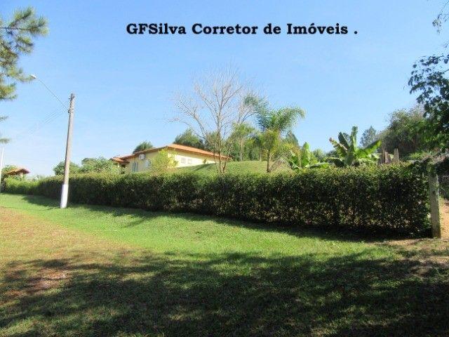 Chácara 3.000 m2 Cond. Residencial Fechado 185,00 mensal Ref. 416 Silva Corretor - Foto 4