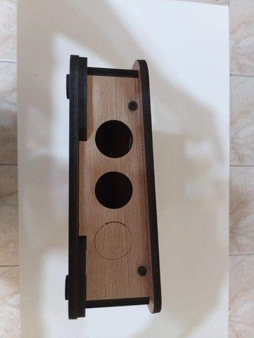 Caixa para Montar controle Arcade TGM - Padrão Americano ou Sanwa - Foto 5
