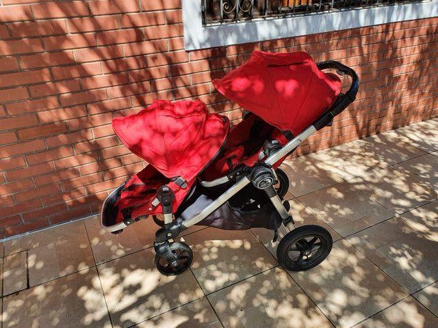 Carrinho duplo Baby Jogger - Foto 2